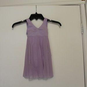 MDNMD Leotard Dance Ballet Violet AM000006